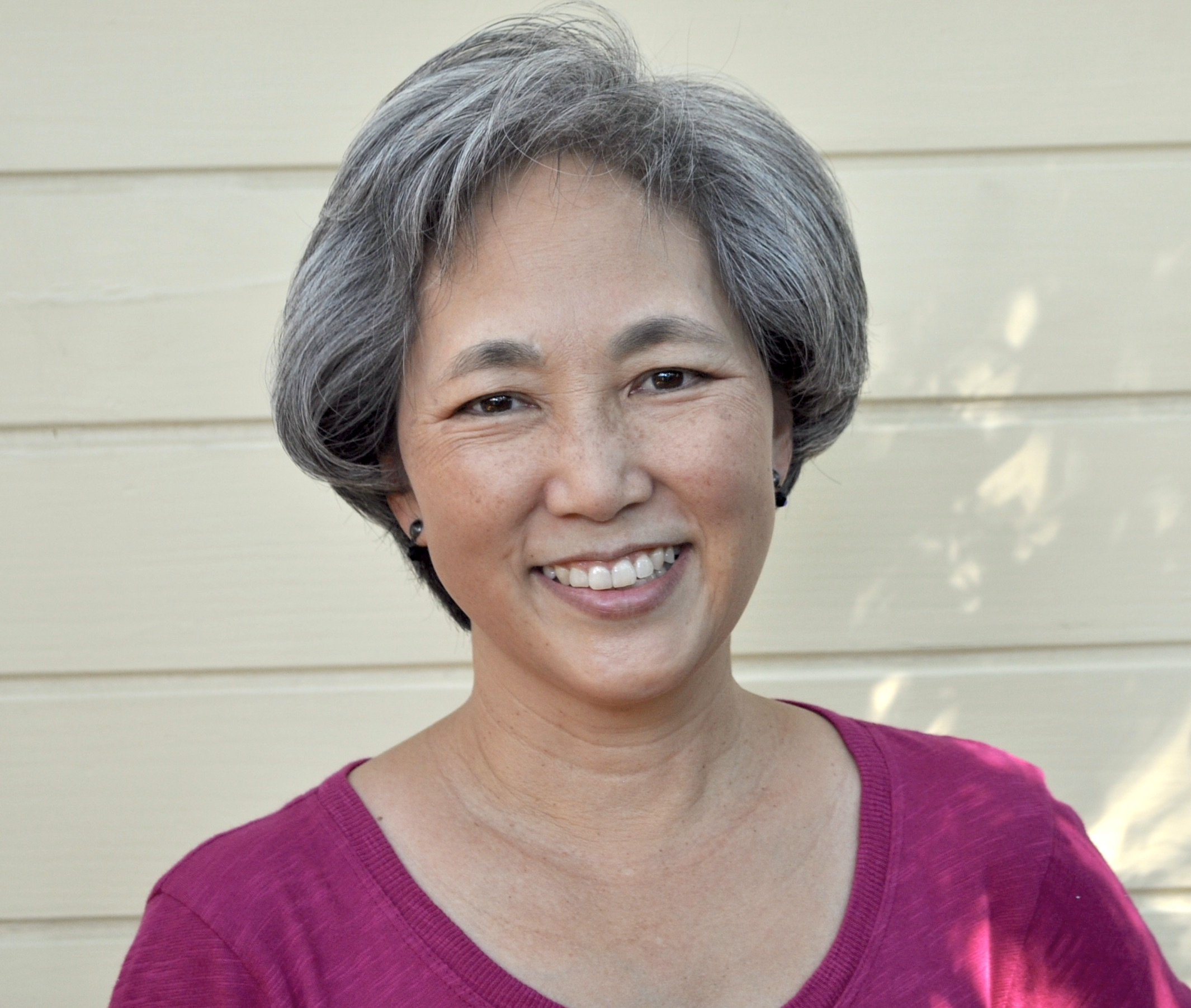 Head shot of Carol Kim